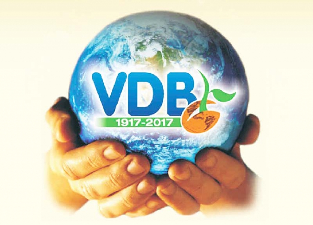 VDB 100 logo globe.jpg