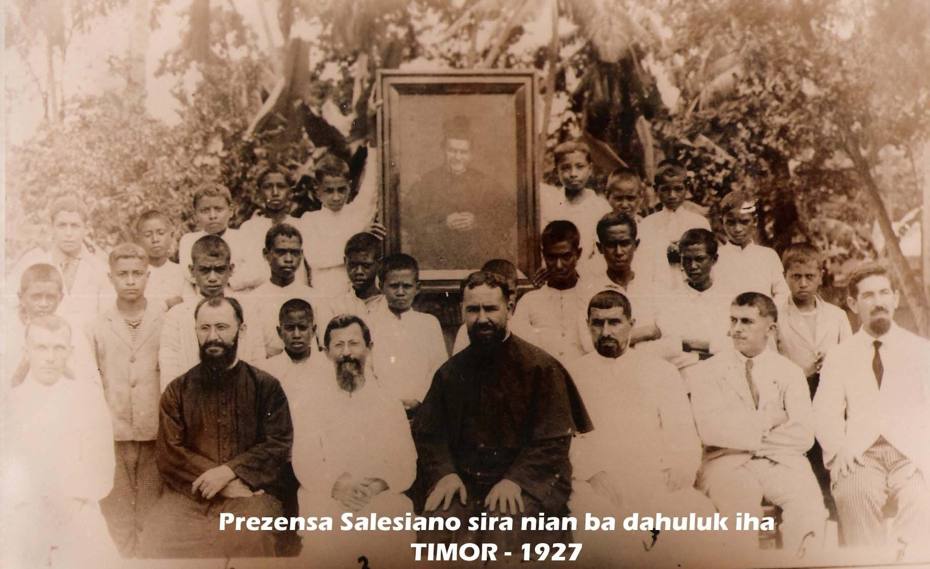 Timor 1927 SDB start.jpg
