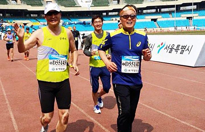 Tổ chức cuộc chạy việt dã (marathon) lần thứ 3 để gây quỹ giúp công cuộc truyền giáo tại Mongolia