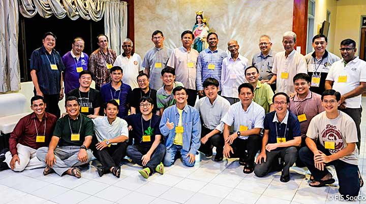 Khóa Đào luyện các Giám đốc nhà thỉnh sinh trong miền EAO và miền Nam Á