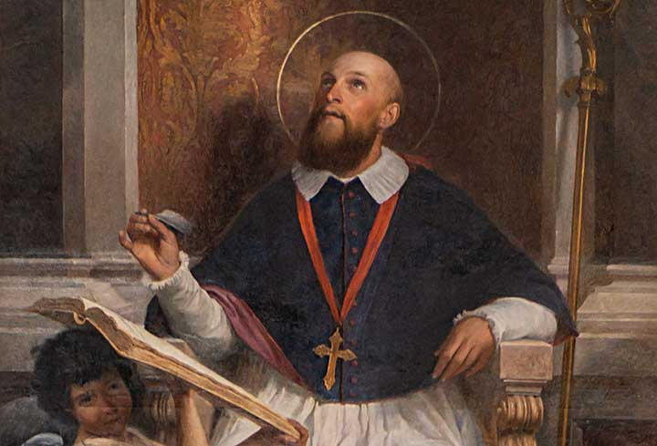 Image result for St Francis de Sales