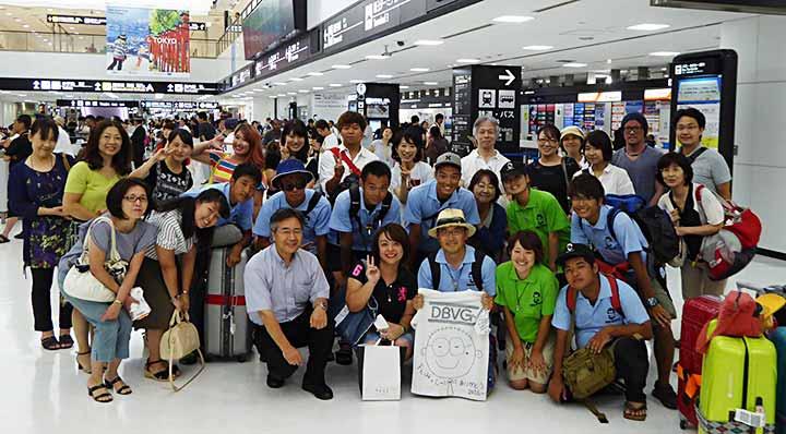 Cuộc xuất phát Truyền giáo lần thứ 16 của các Thiện nguyện viên Nhật Bản tại đảo Solomon